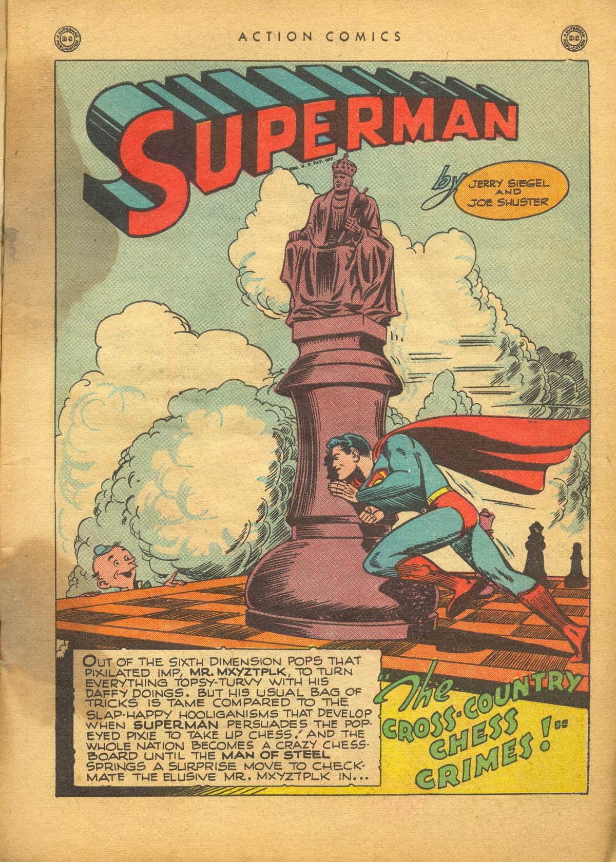 Read online Action Comics (1938) comic -  Issue #112 - 3