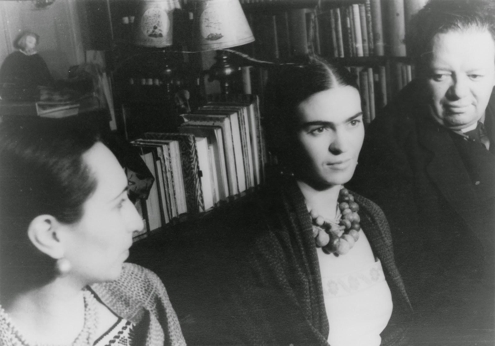 Eccezionale Frida Kahlo a Diego Rivera | La mia notte | Mi Noche, 1939 | Tutt  TZ81