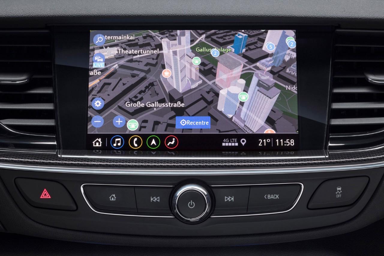Συστήματα Multimedia και Multimedia Navi Pro στο Opel Insignia