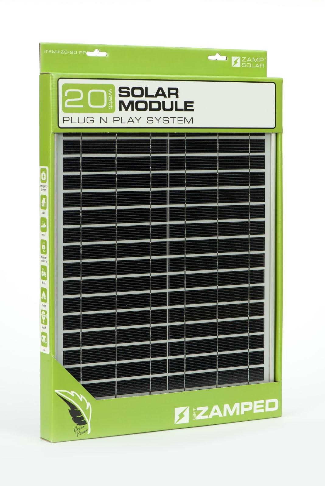 Solardealz com | Blog: zamp solar