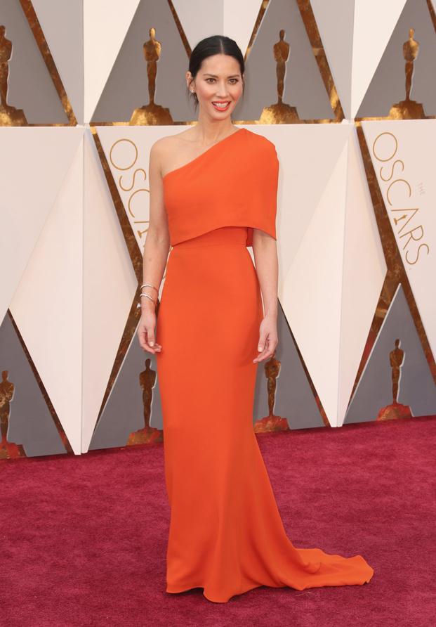 Olivia Mann Oscars 2016