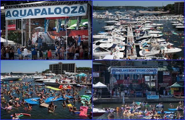 Dog Days Bar & Grill, Lake of the Ozarks, Aquapalooza