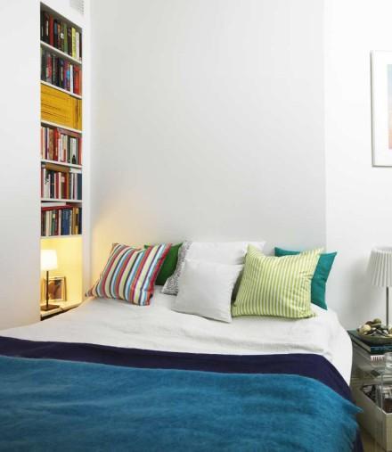 Dormitorios peque os by - Dormitorios muy pequenos ...