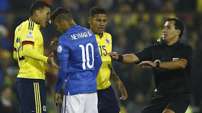 Blogger Sport Kit: Neymar Banned for Copa America 2015
