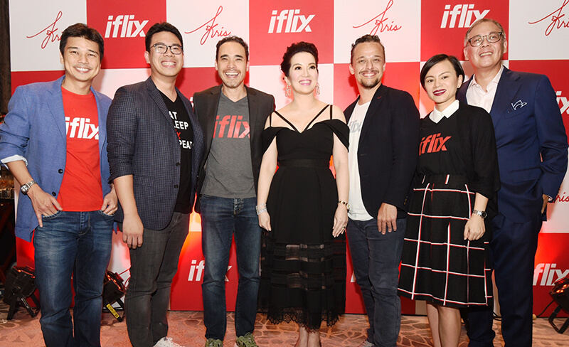 PLDT Home announces unlimited access to iFlix