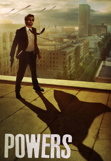 Descargar Powers Latino HD Serie Completa por MEGA