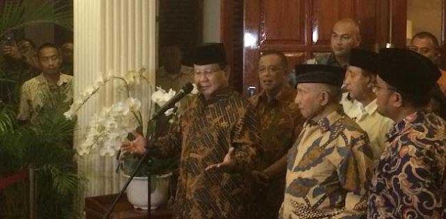 Prabowo: Penganiayaan Ratna Ancaman Serius Terhadap Demokrasi