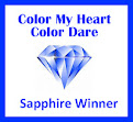I was a Sapphire Winner here in August 2019