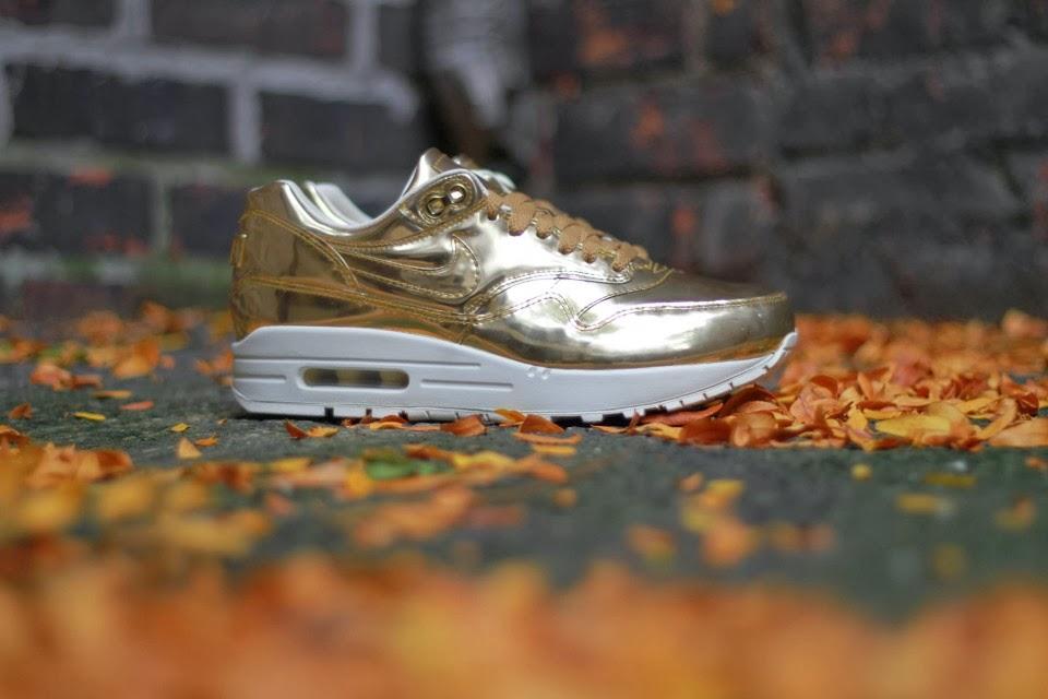 "JULAAYY: Nike Air Max 1 SP ""Liquid Metal"""