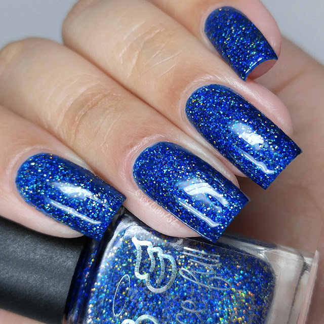 Grace-Full Nail Polish - Glitter Glamazon