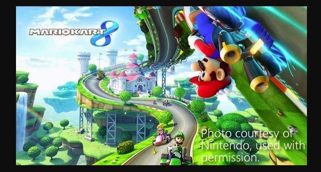 Mario Kart 8 para Nintendo