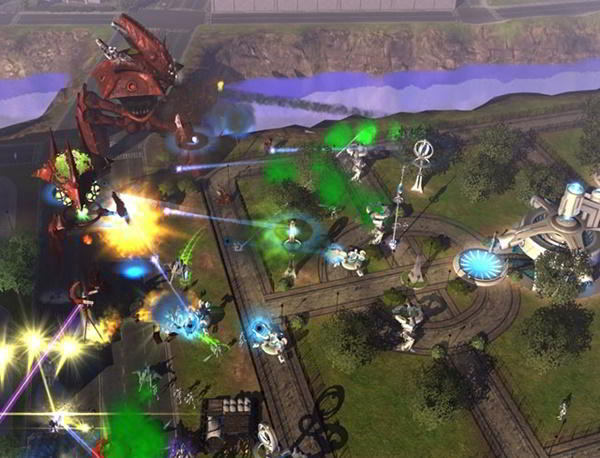 Universe at War Earth Assault PC imagen 001 -