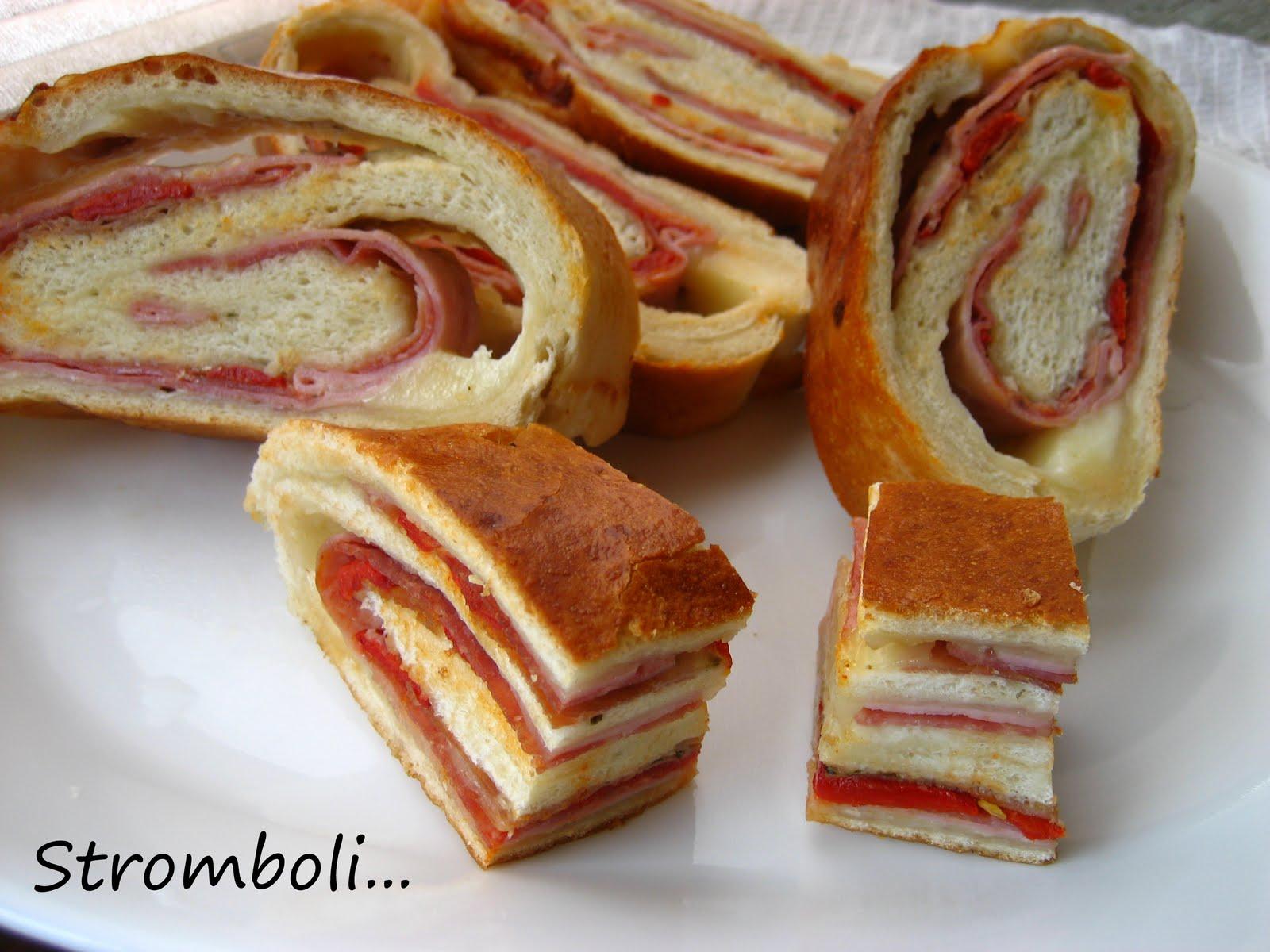 Stromboli Recipe — Dishmaps