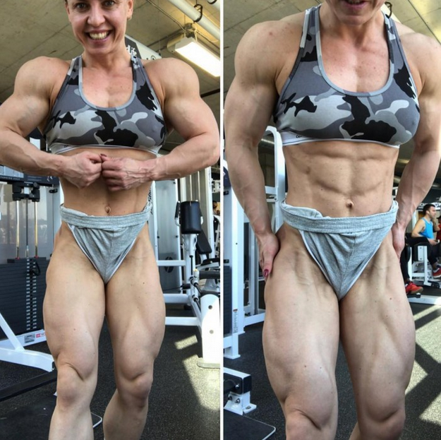 Excellent Bodybuilder Women