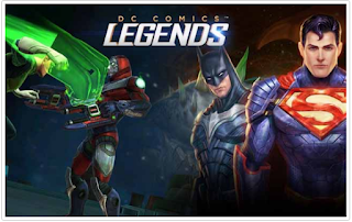 Game DC Legends: Battle For Justice