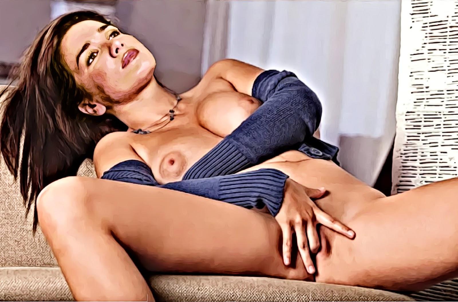 Ana Morgade Xxx fakes de ana morgade 2 hot girls pussy   free download nude