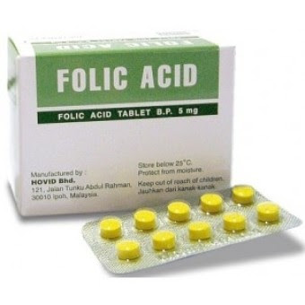 Folic Acid - Uses, Side Effects, Dosage, Precautions, Interactions - I Paleo Diet