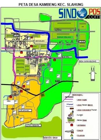 Profil Desa & Kelurahan, Desa Kambeng Kecamatan Slahung Kabupaten Ponorogo