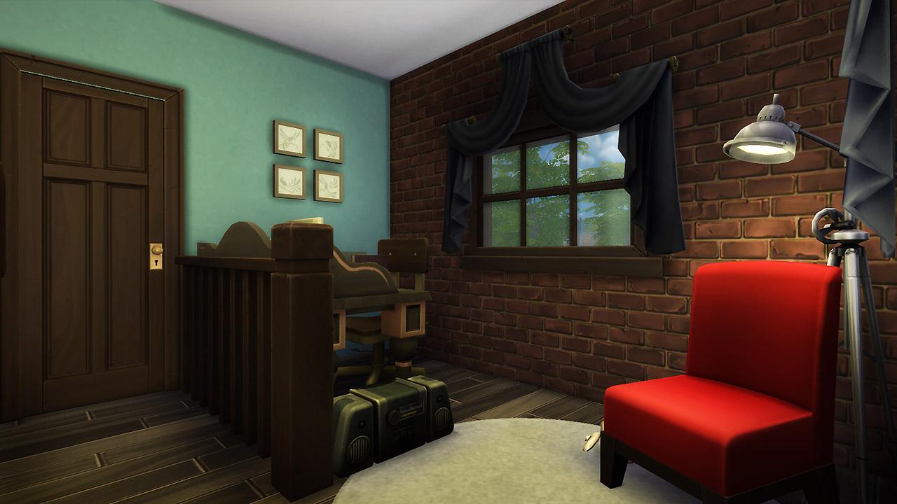 บ้านสวย The Sims 4 ของเสริม The Sims 4