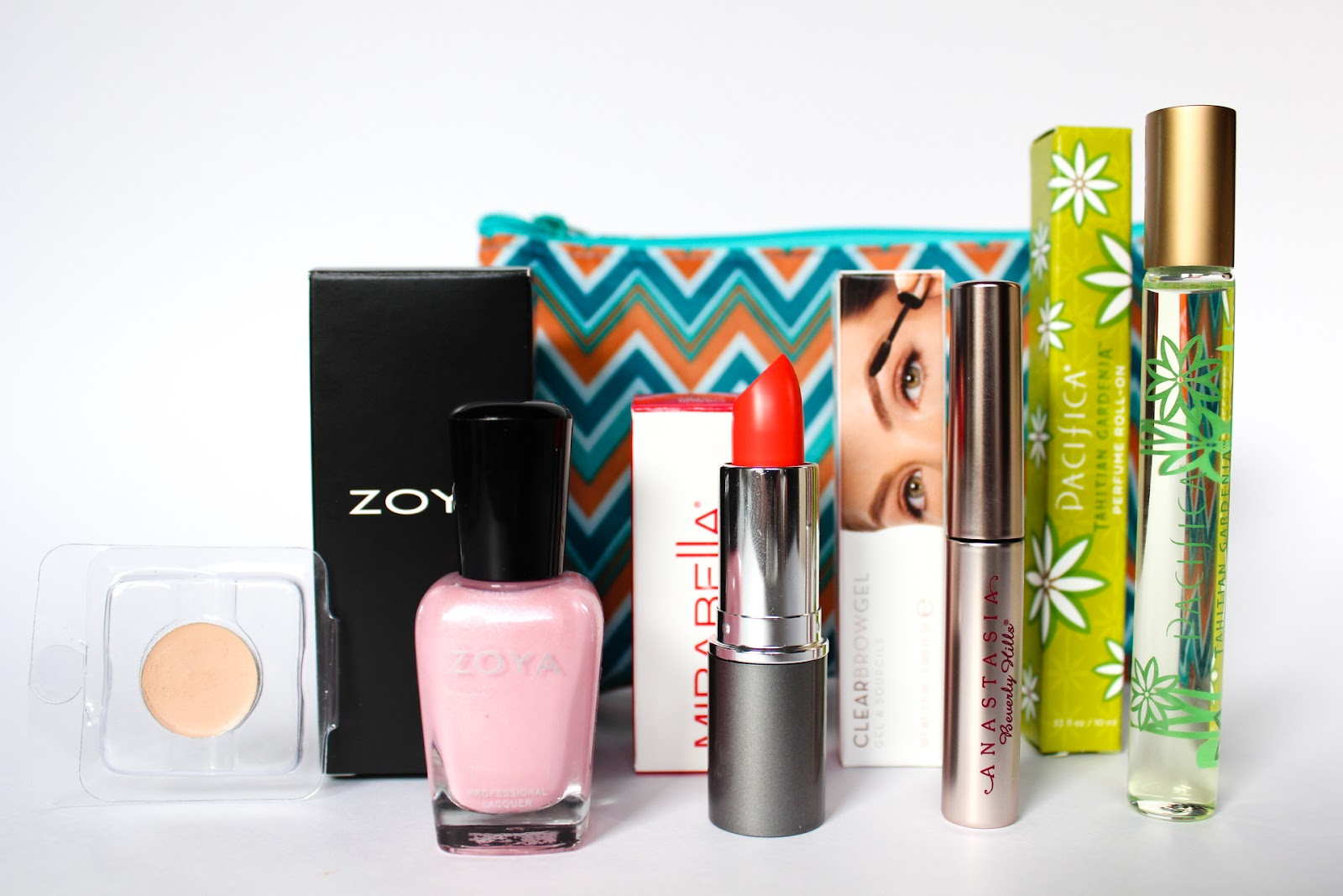 Ipsy Official May 2013 Glam Bag A Lovely Allure