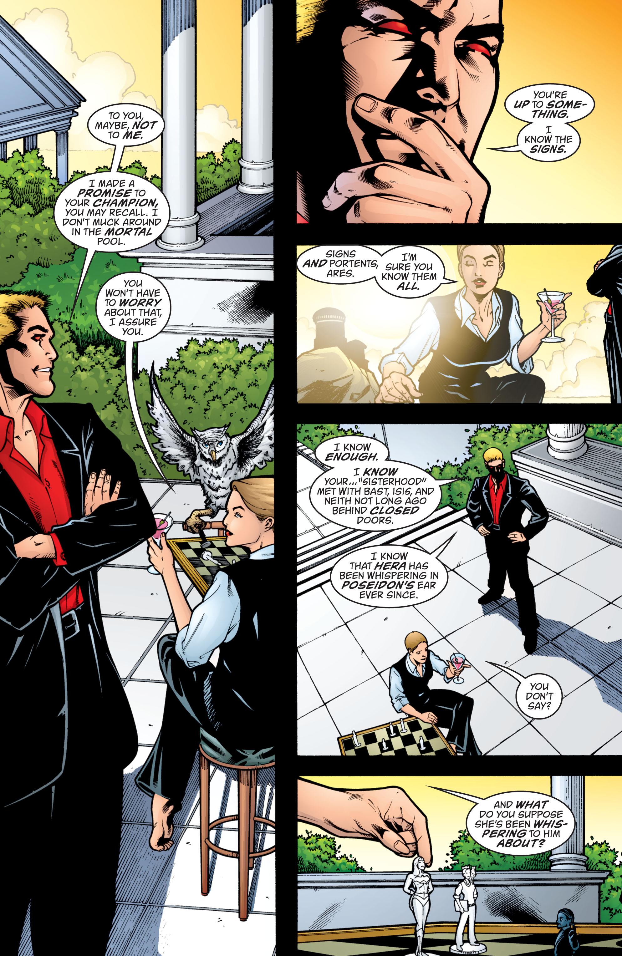 Read online Wonder Woman (1987) comic -  Issue #209 - 3
