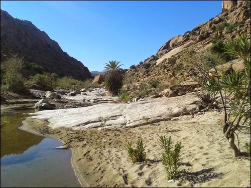 Wadi à Tafraout