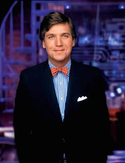 Classic Preppy: Tucker Carlson