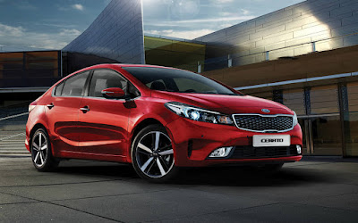 Kia Cerato 2018 Review, Specs, Price