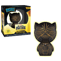 Dorbz: Black Panther - Erik Killmonger GITD