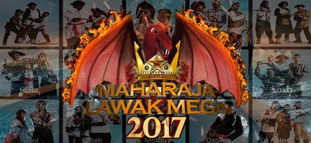 Maharaja Lawak Mega Minggu Ke 9 Live Streaming