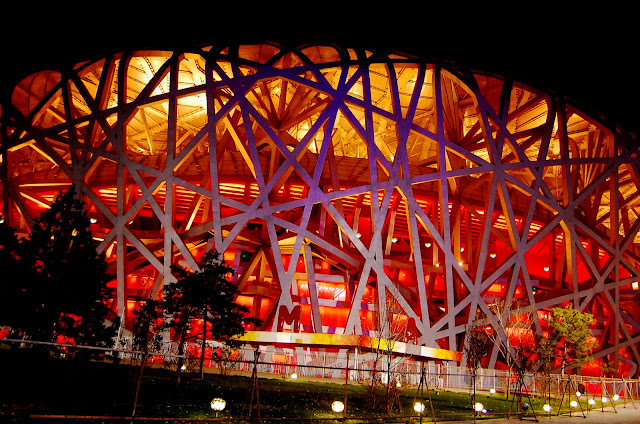 bowdywanders.com Singapore Travel Blog Philippines Photo :: China :: Beijing's Bird's Nest - The Best Nest In The Planet