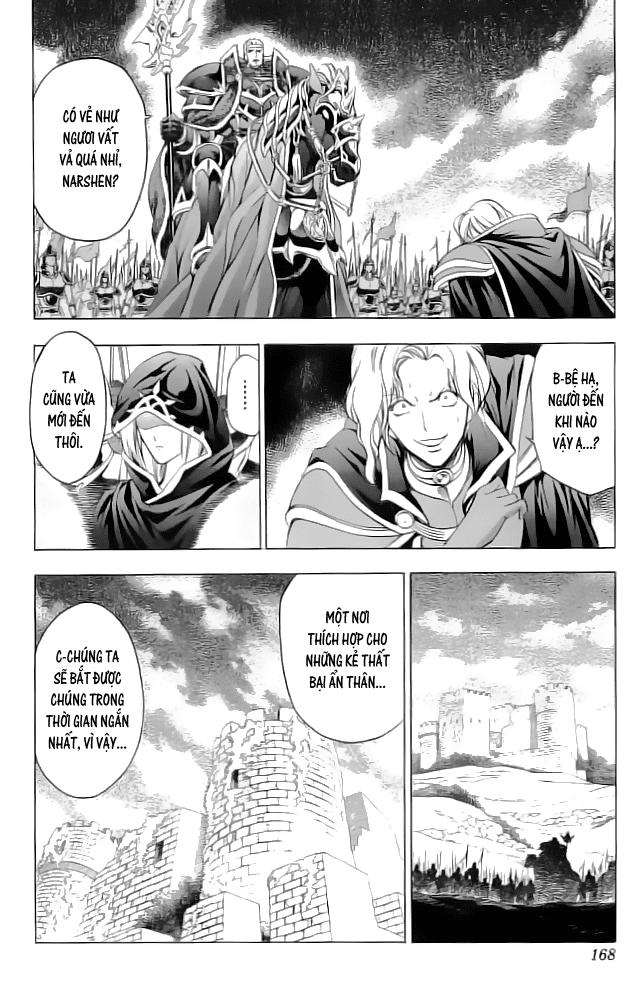 Fire Emblem - Hasha no Tsurugi chap 020 trang 28