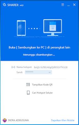 """alt=""""Cara Mengirim File Menggunakan SHAREit Dari PC ke HP Andorid Terbaru"""""""