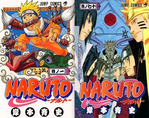 Naruto Manga to end November 2014