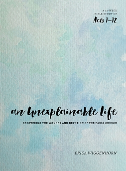 An Unexplainable Life women's Bible study