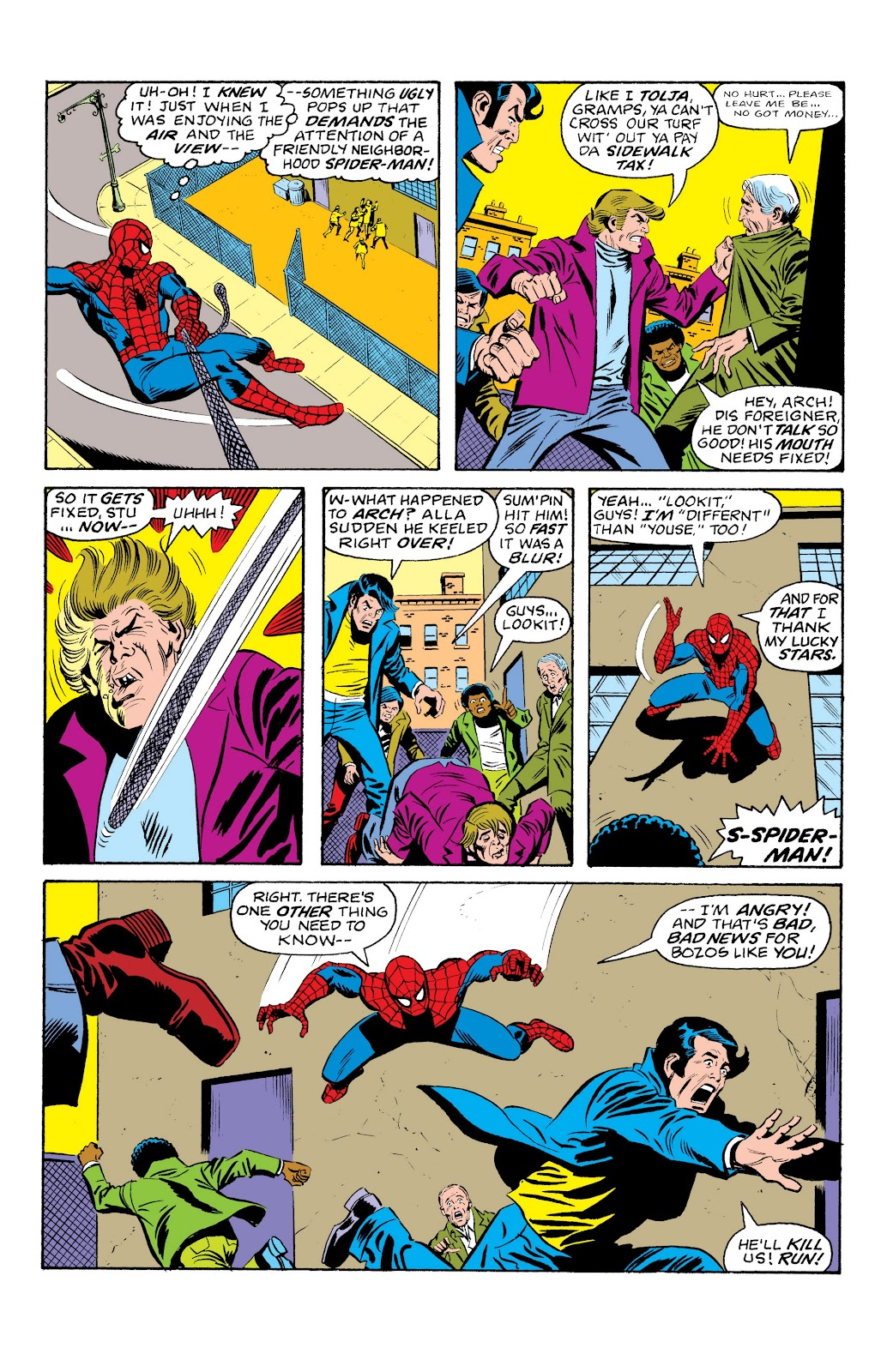 Read online Marvel Masterworks: The Spectacular Spider-Man comic -  Issue # TPB (Part 1) - 46