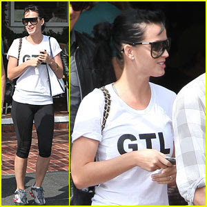 GTL Jersey Shore T-shirt as worn by Katy Perry. PYGear.com