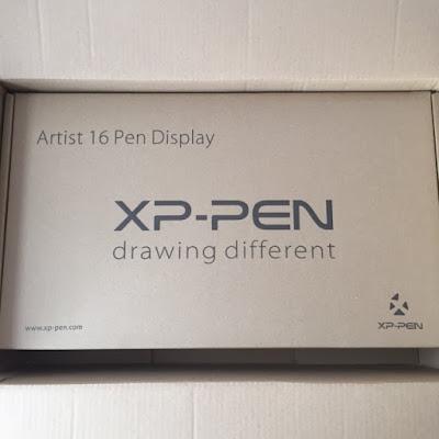 XP-Pen Artist16