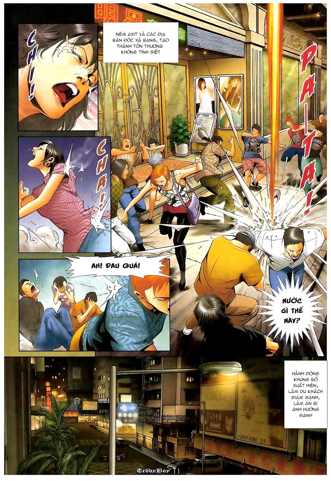 Người Trong Giang Hồ - Chapter 1208: Không nhìn lầm - Pic 10