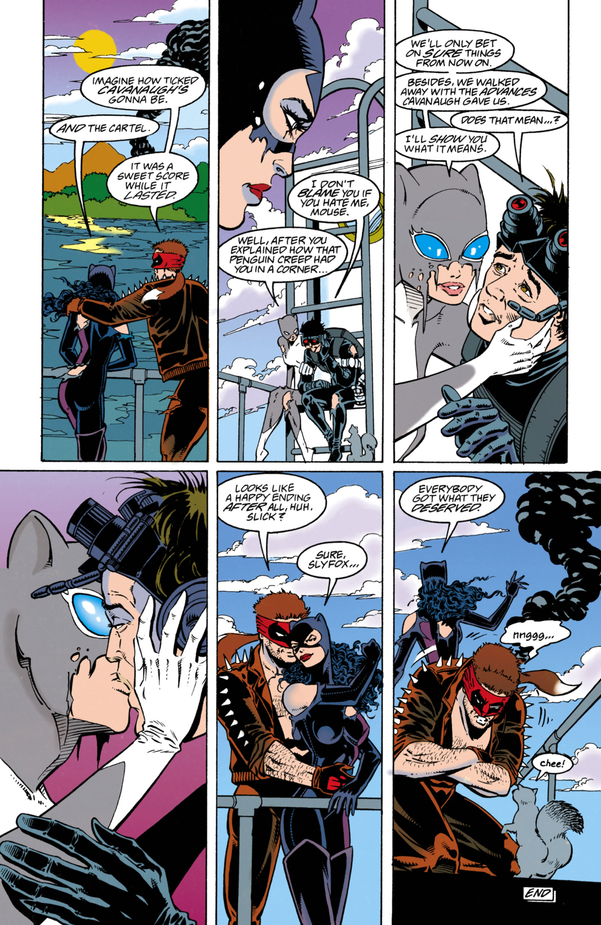 Catwoman (1993) Issue #30 #35 - English 22