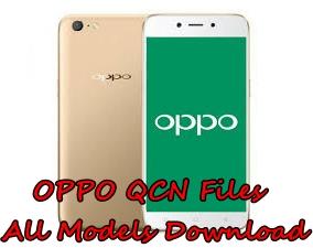 OPPO QCN Files All Models