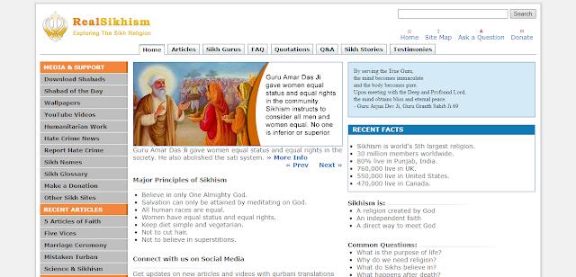 RealSikhism.Com - Free Content of Gurbani Shabad.
