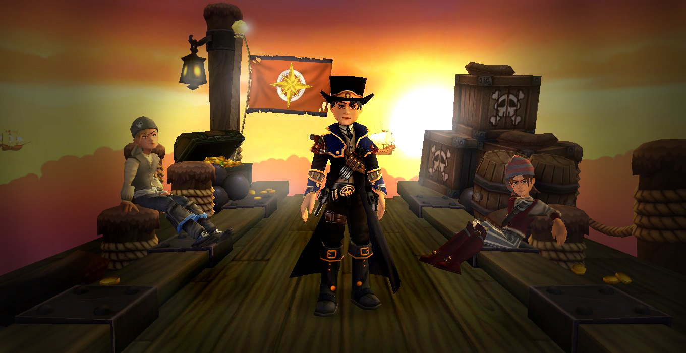 Pirate101 Test Realm Inside Look and Springtime Pets