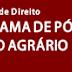 Vereador Júnior de Todos informa: Mestrado em Direito Agrário com vagas para ações afirmativas - Negros (pretos e pardos) e Indígenas