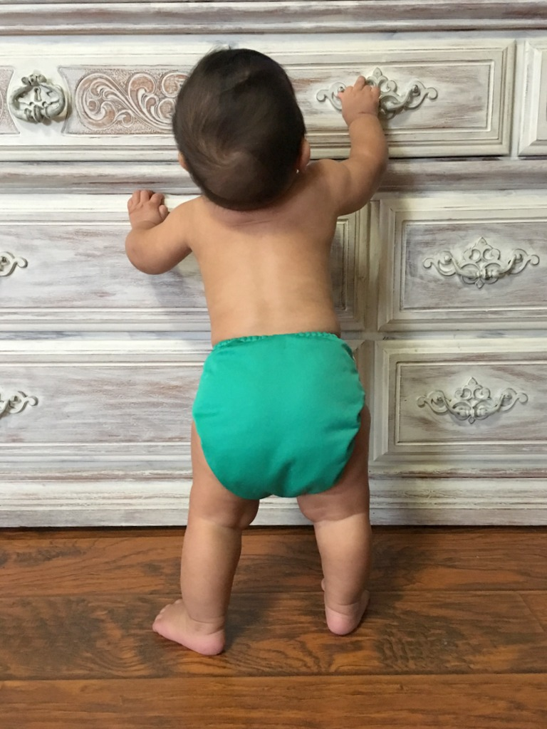 Cloth Diapering 101 | All in One (AIO)