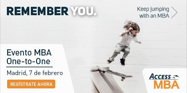 Conoce los mejores programas de MBA en Madrid el 7 de febrero