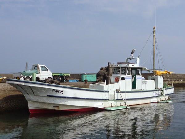 伊戸ダイビングサービス BOMMIE 船
