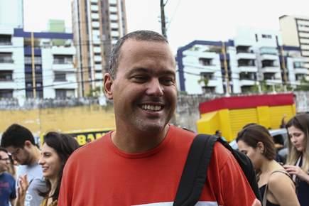 Horácio Augusto destacou a remuneração do cargo e as belezas naturais do Maranhão como incentivos para concorrer a uma das vagas. Foto: Gilson Teixeira