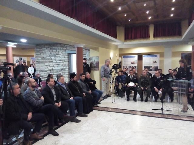 Τα εγκαίνια της έκθεσης Τροχαίας στην Ηγουμενίτσα (+ΒΙΝΤΕΟ)