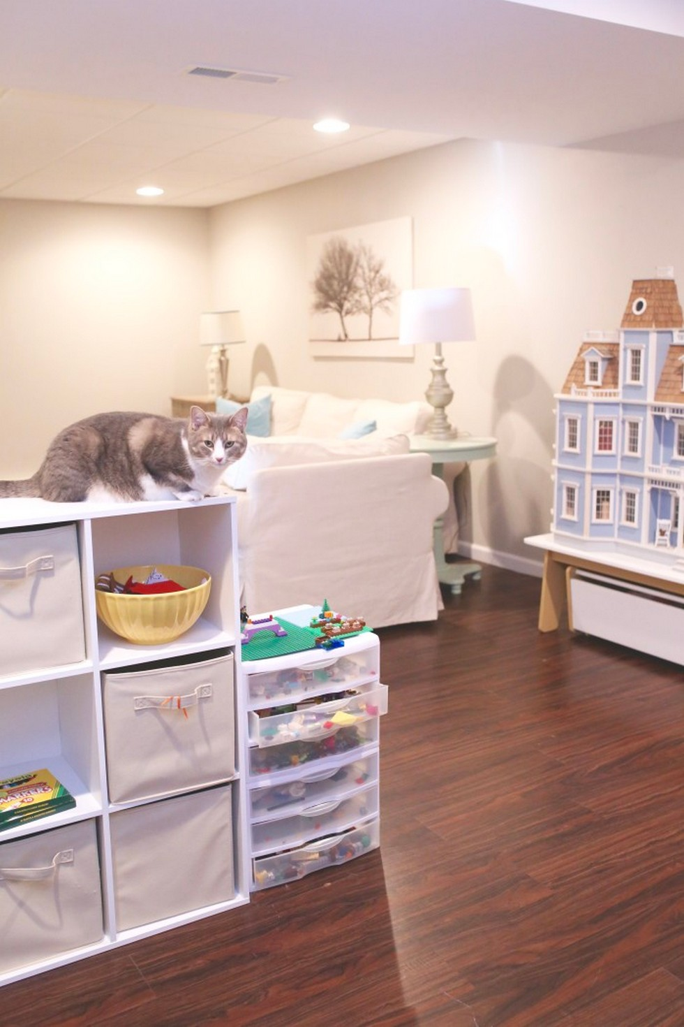 Wonderful Decor Idea of Play Room - Mindblowing!!